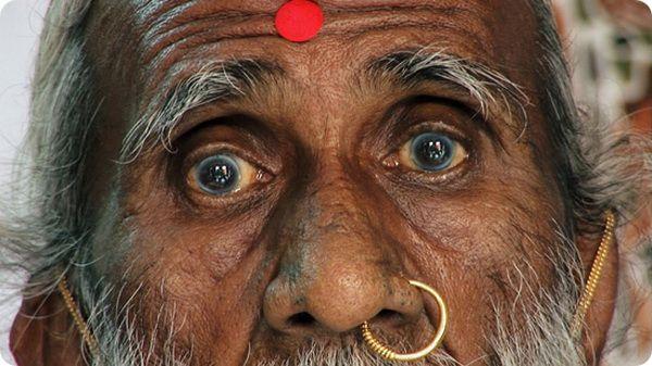 Индус Прахлад Джани не ест и не пьет с 11 лет