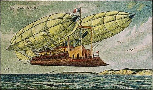 Как видели будущее в 1910 году