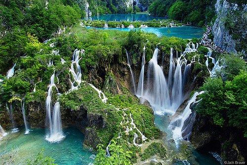 9 самых красивых водопадов