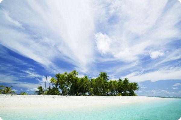 9 самых уединенных островов