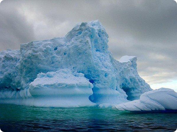Льды Антарктиды