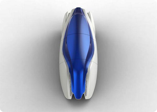 Autonomo: автомобиль из 2030 года