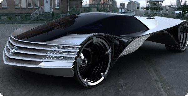 5 автомобилей будущего