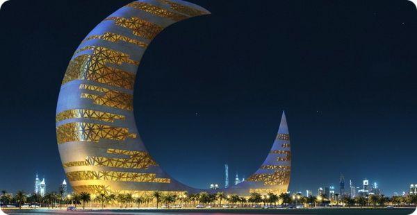 Будущие проекты в ОАЭ