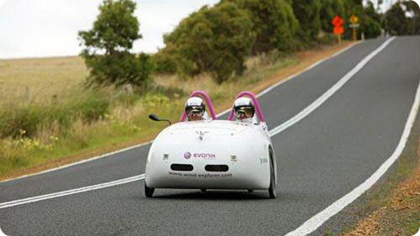 Самые быстрые экоавтомобили