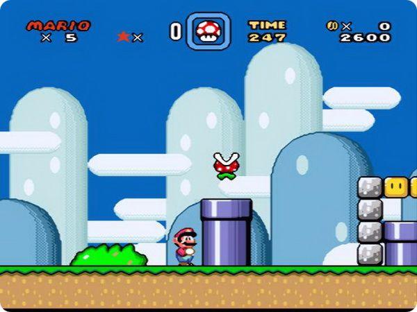Чего вы не знали про Super Mario