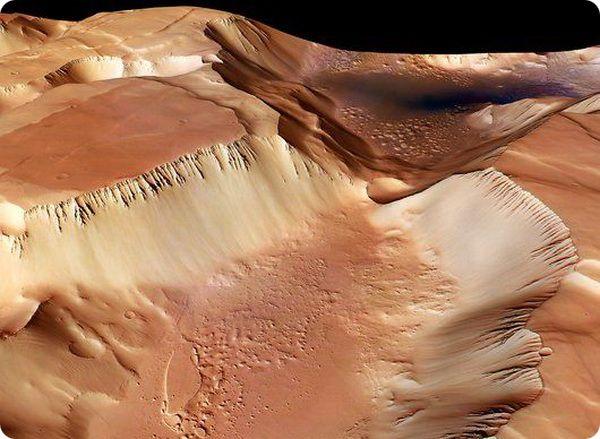 Насколько для человека опасен полет на Марс