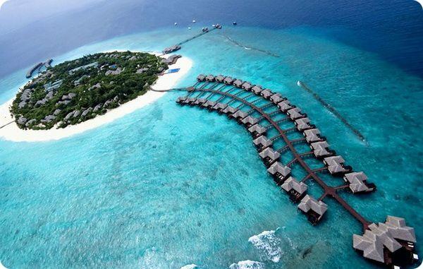Что посмотреть на Мальдивах?