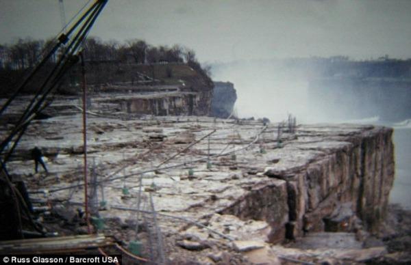 День, когда остановился Ниагарский водопад