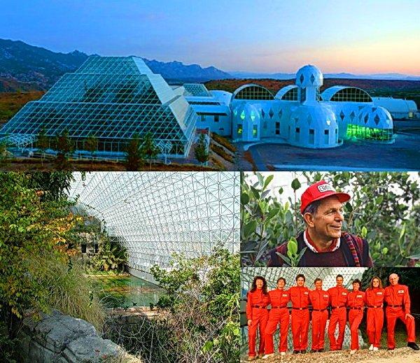 Эксперимент «Биосфера-2»