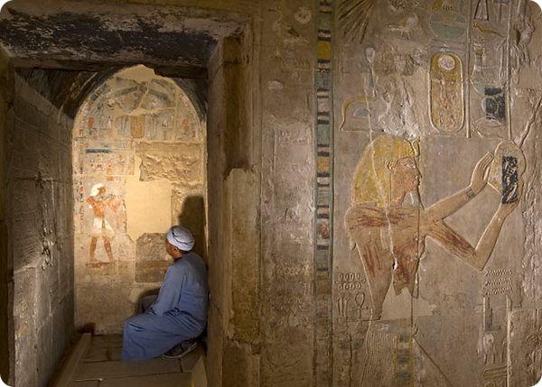 Интересные факты про Египет