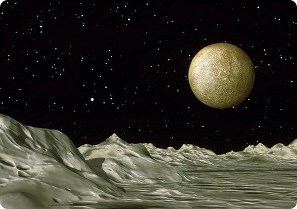 Интересные факты про космос. Часть 1