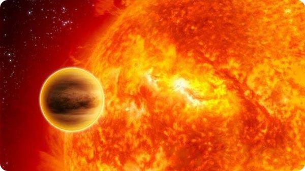 WASP-12b: самая горячая планета во Вселенной