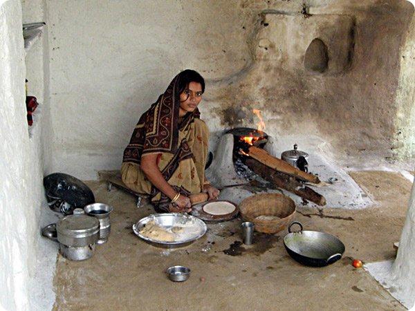 Правая рука в традициях Индии