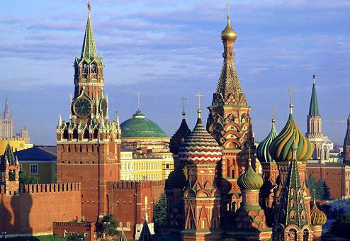 Интересное о Москве