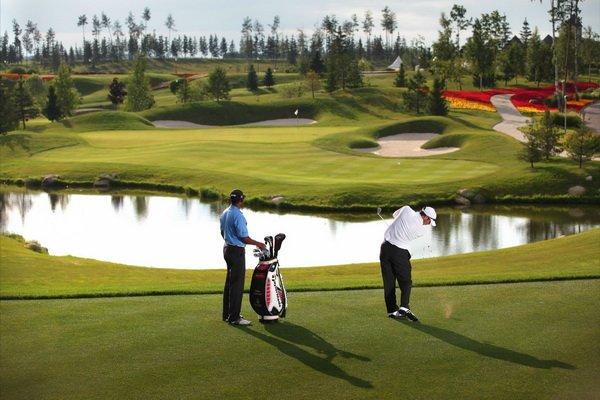 Интересные факты о гольфе