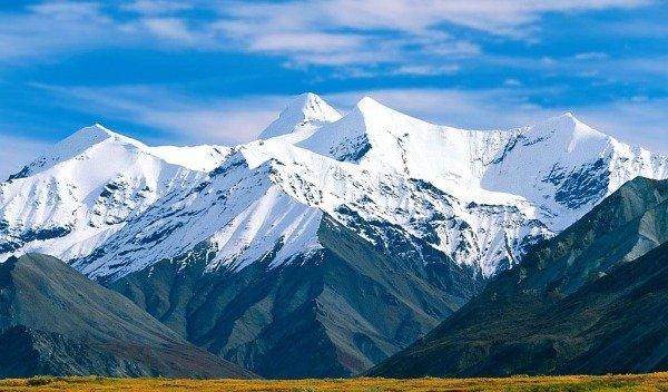 Интересные факты о горах