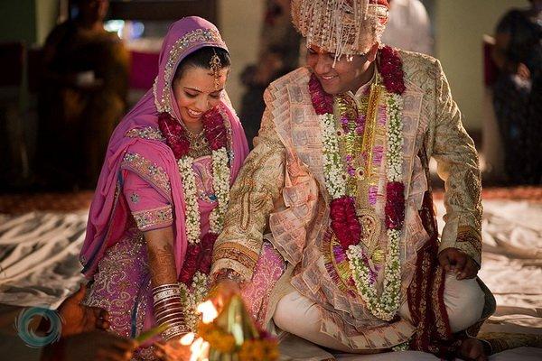 Интересные факты об индийской свадьбе