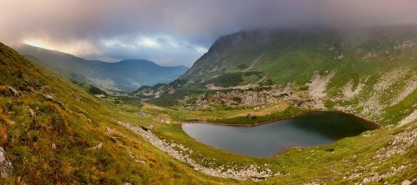 Интересные факты про Карпатские горы