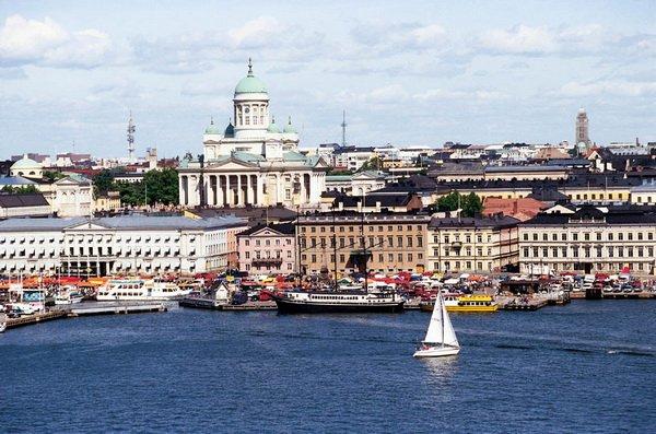 Интересные факты про Хельсинки