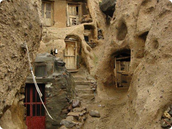 Деревня в Иране, которой 700 лет
