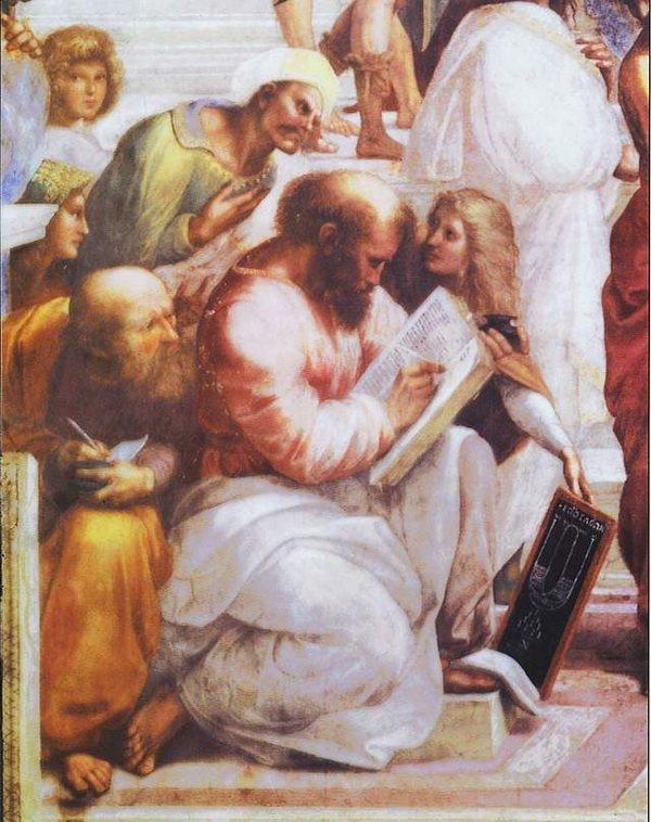 Кое-что из фактов о Пифагоре