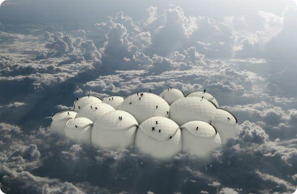 Концепт облачного транспорта