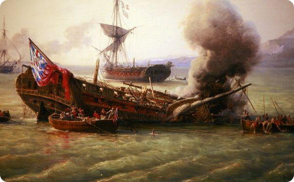 7 затонувших кораблей, которые обязательно нужно увидеть