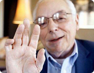Регенерация пальца