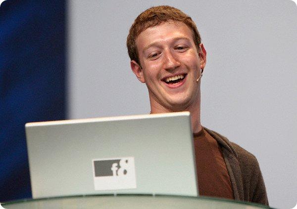 Марк Цукерберг: создатель Фейсбука