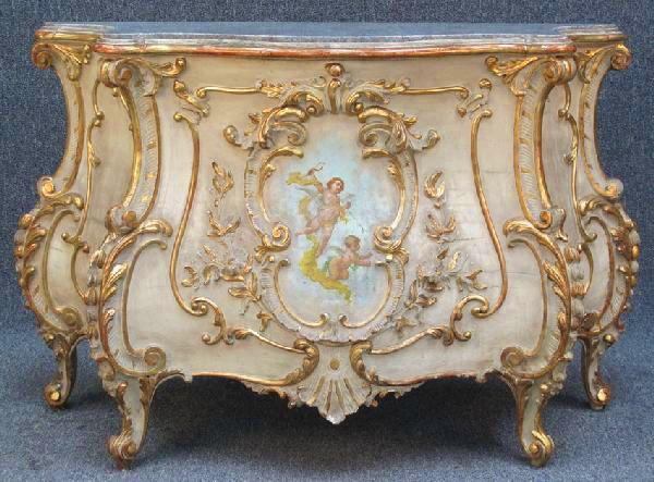 Мебель в древние времена