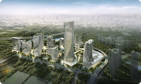 Мегаполисы интегрируют в сельскую среду