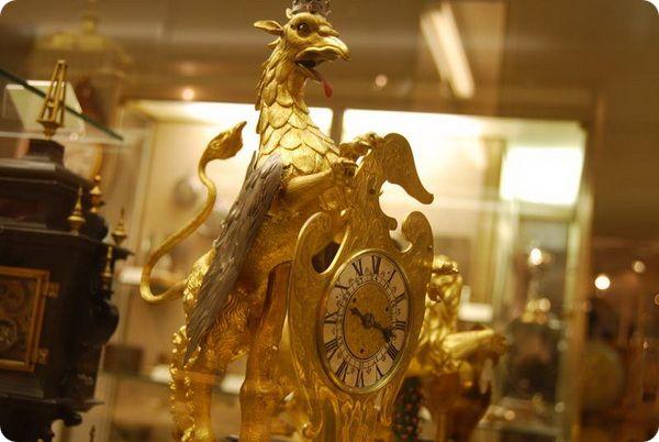 Музей Часов в Цюрихе