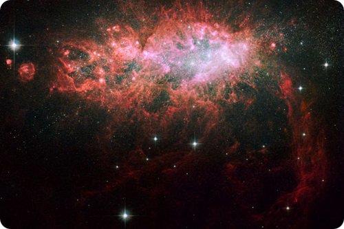 Неправильные галактики