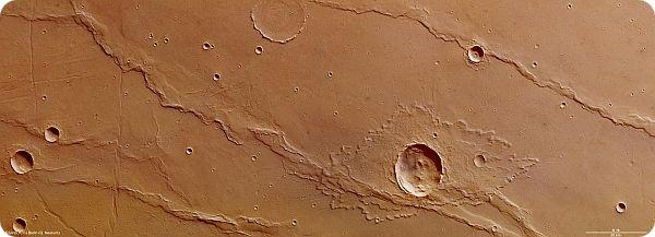 Новые фотографии с Марса