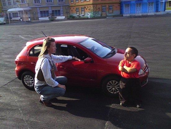 Автомобиль для карликов