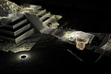 Обнаружен новый тоннель
