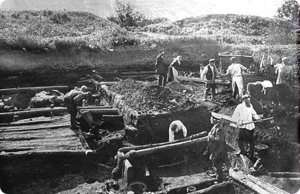 Очень странные археологические находки