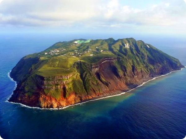 Остров, на котором живут 200 человек