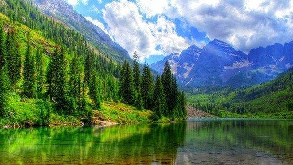 Озеро Байкал - уникальное творение природы