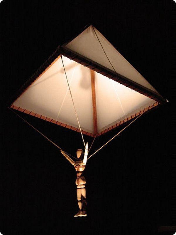 Интересные факты про парашюты