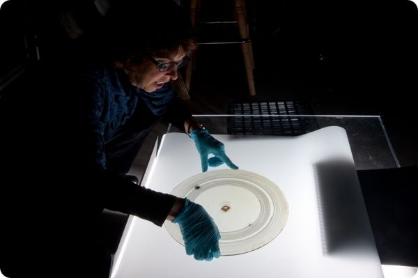 Первые аудиозаписи, сделанные на фонографе Белла, теперь можно послушать