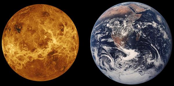 Планета Венера: интересные факты