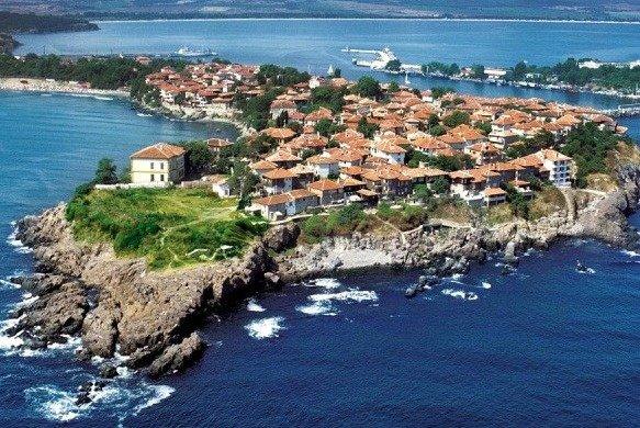 Природные богатства Болгарии