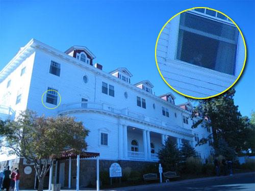 Призраки в отеле Стэнли