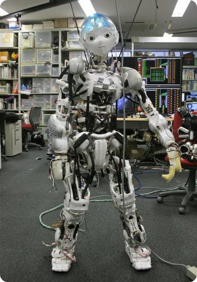 Робот-домохозяйка Kojiro