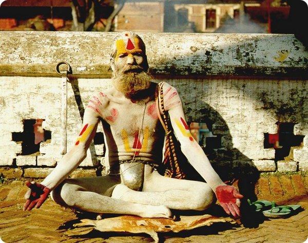 Самадхи или мнимая смерть