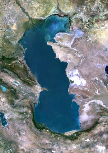 Самое большое озеро на Земле