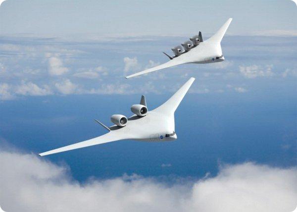 Какими будут самолеты в 2025 году