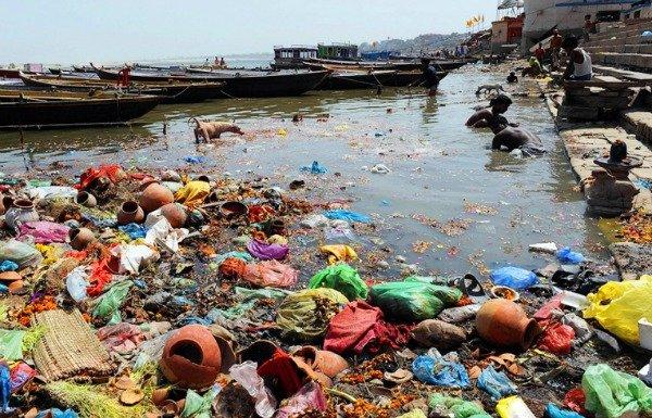 Самые грязные города